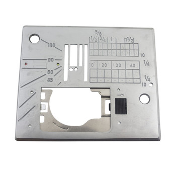 Janome Straight Stitch Needle Plate Fits models MC6500P & MC6300