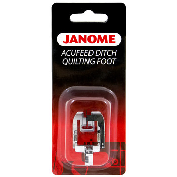 Janome Accufeed Stitch in the Ditch Foot For MC7700 and 6600P
