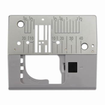 Janome Straight Stitch Needle Plate fits 6019QC, 6125, 6260 & Others