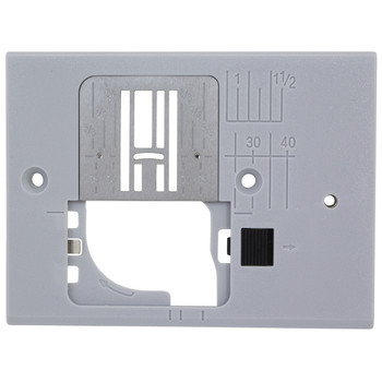 Janome Needle Plate Unit for DC1050, DC2030, JNH1860, MC2160QDC & HF8050