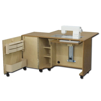 Horn of America Elite 5239AL Airlift Compact Sewing Center