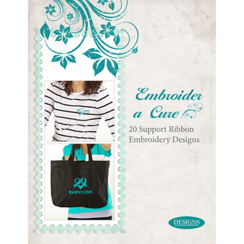 Embroider A Cure - Project Kit