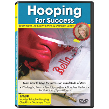 Learn From the Expert Volume 5: Hooping For Success