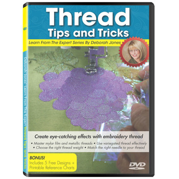 Learn From the Expert Volume 8: Thread Tips & Tricks