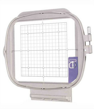 """Brother SA448 6"""" x 6"""" Large Embroidery Hoop Fits Brother & Baby Lock"""