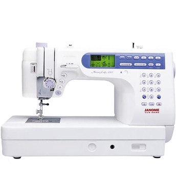 Janome Memory Craft 6500P Customer Return Sewing Machine