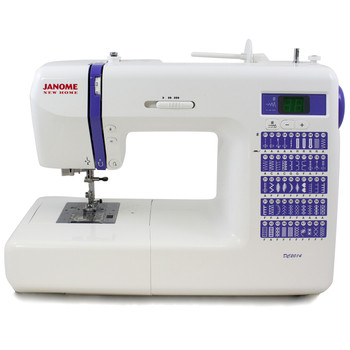 Janome DC2014 Computerized Sewing Machine (Refurbished) - Front view