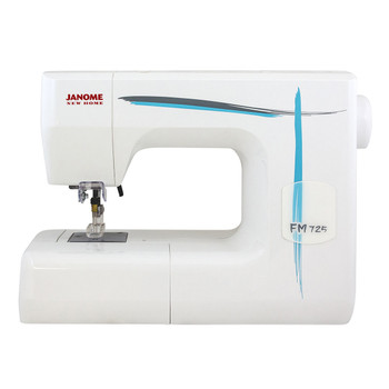 Janome FM725 Needle Felting Machine (Refurbished) - Front view