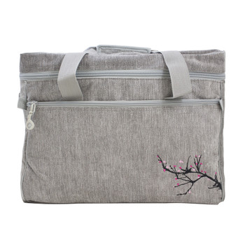 BlueFig Designer Series Project and Machine Tote in Blossom