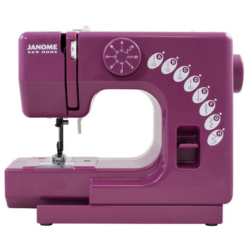 Janome Merlot Sew Mini Sewing Machine - Refurbished