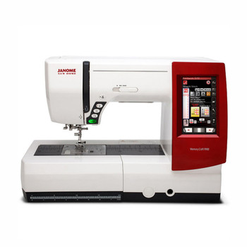 Janome Horizon Memory Craft 9900 (Refurbished) - Front view