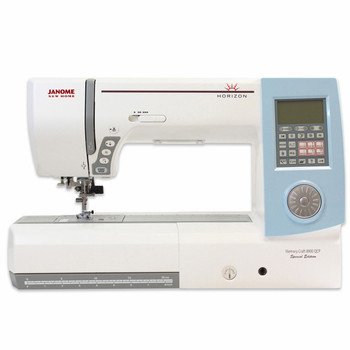 Janome Horizon Memory Craft 8900QCP (Refurbished) - Front