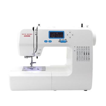 Janome 49018 Electronic Sewing Machine (Refurbished) - Front