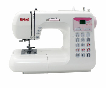 Janome DC4030P Computerized Sewing and Quilting Machine - Refurbished