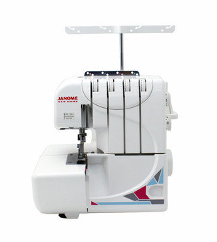 Janome MOD 8933D Serger Machine - Refurbished