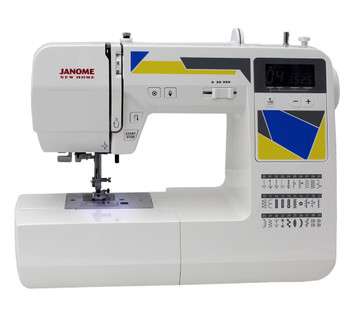 Janome MOD-30 Computerized Sewing Machine – Refurbished