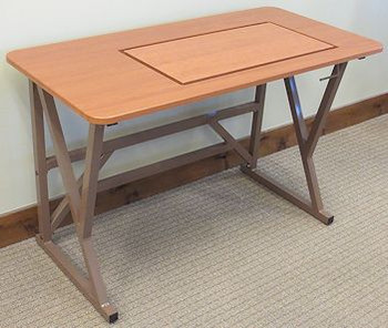 Fashion 351 Space Station II Heavy Duty Table 27-inch Opening