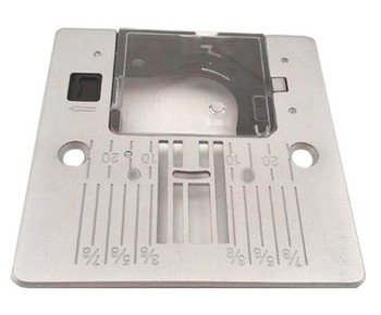 EverSewn Sewing Machine Needle Plate for Sparrow Models 20 and 25
