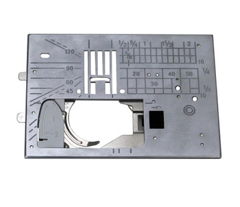Janome standard Needle Plate fits MC15000, MC9900, S9 and More