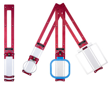 Durkee EZ Framer Plus – Simplifies Hooping