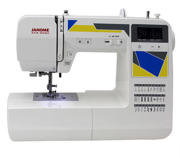 Janome MOD-30 Computerized Sewing Machine - Front View