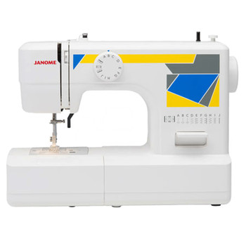 Janome MOD-11 50806 Sewing Machine - Front View