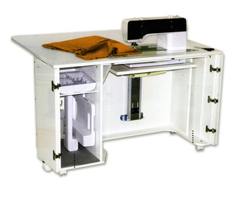 Horn Model 5300 Sewing and Embroidery Cabinet with Storage