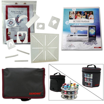 Bonus Kit for Janome MC15000 Version 3