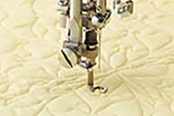 Juki TL Series Open Toe Side Facing Free Motion Foot