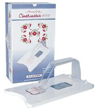 Janome Memory Craft Clothsetter 10000