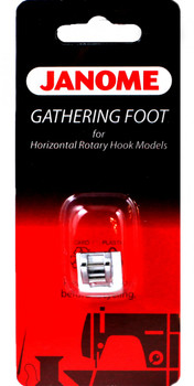 Janome Top-Load - Gathering Foot