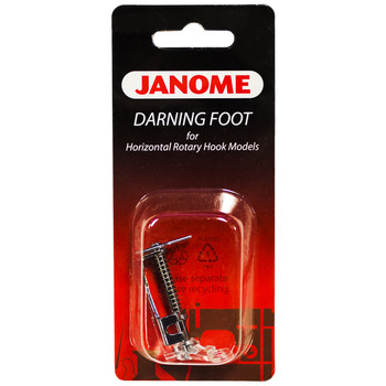 Janome Top-Load - Darning Foot