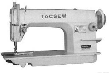 Tacsew DDL8500-T Industrial Sewing Machine with Stand