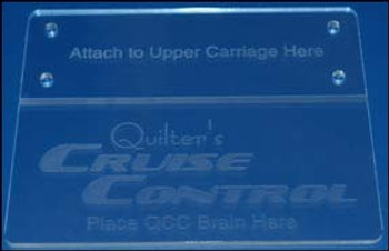 Quilter's Cruise Control Parking Space for Grace/Little Gracie