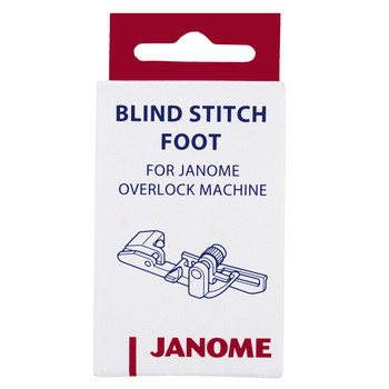 Janome Serger - Blind Stitch Foot
