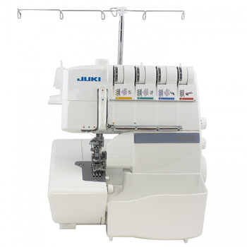 Juki MO-735 Serger Front View