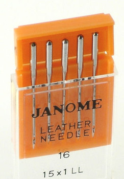Janome Leather Needles (Size 16)