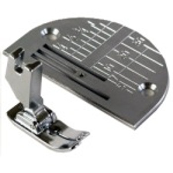 Janome Straight Stitch Foot and Plate for Fine Fabrics Janome 1600P Series