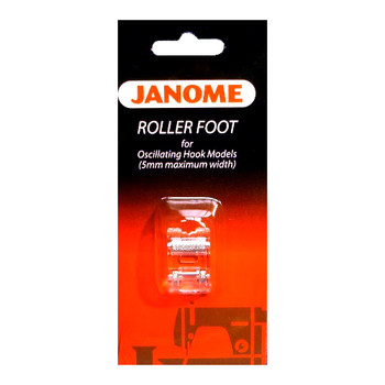Janome Front-Load - Roller Foot