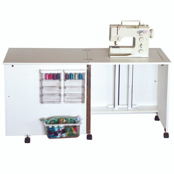 Fashion Sewing Cabinets 5400 Ultimate Sew Amp Serge Credenza