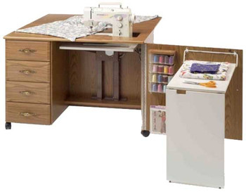 Fashion Sewing Cabinets 4600 Maximum Storage Limited Space Credenza