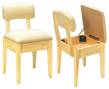 Comfee 8400N Sewing Chair by Stump Home Specialties