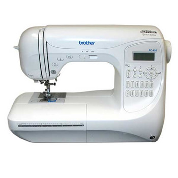 Brother PC420PRW Project Runway Sewing Machine