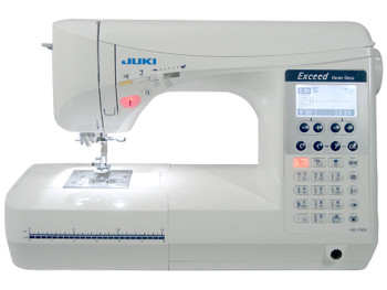 Juki Exceed HZL F300 Show Model Computerized Sewing Machine