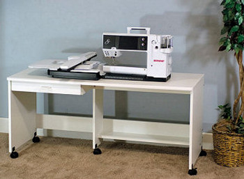 Fashion Sewing Cabinets 810 Sewing and Work Table with Drawer