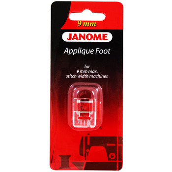 Janome Applique Foot For 9mm Machines