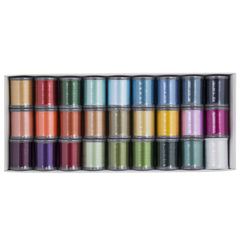 Janome Polyester Embroidery Thread Assortment 2