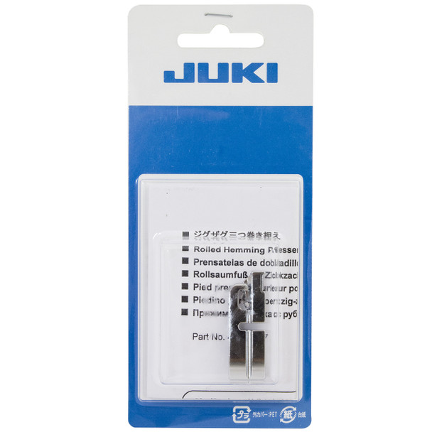 Juki Rolled Hemming Presser Foot For HZL-DX, F and G Series Machines