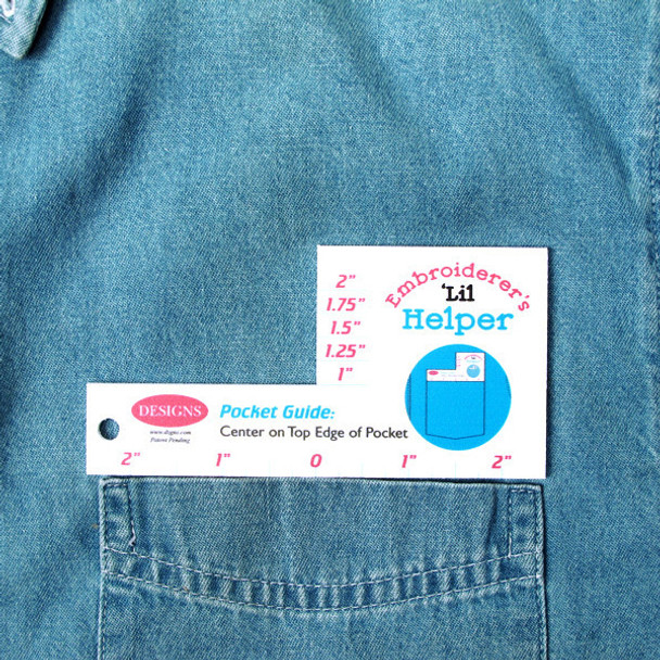 Embroiderer's Helper Bundle - Placement Tools