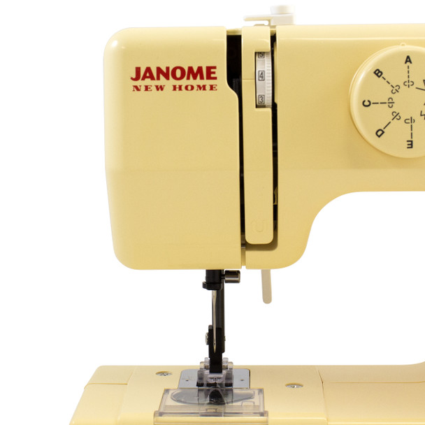Janome Honeycomb Sew Mini Sewing Machine - Thread Guide